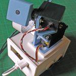Raspberry Pi camera with tilt & pan