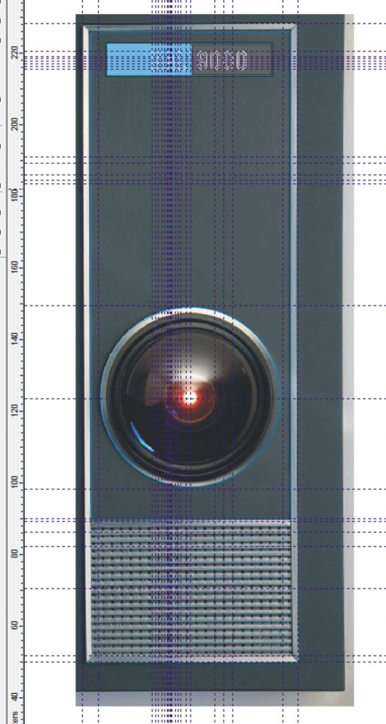 HAL 9000 project design