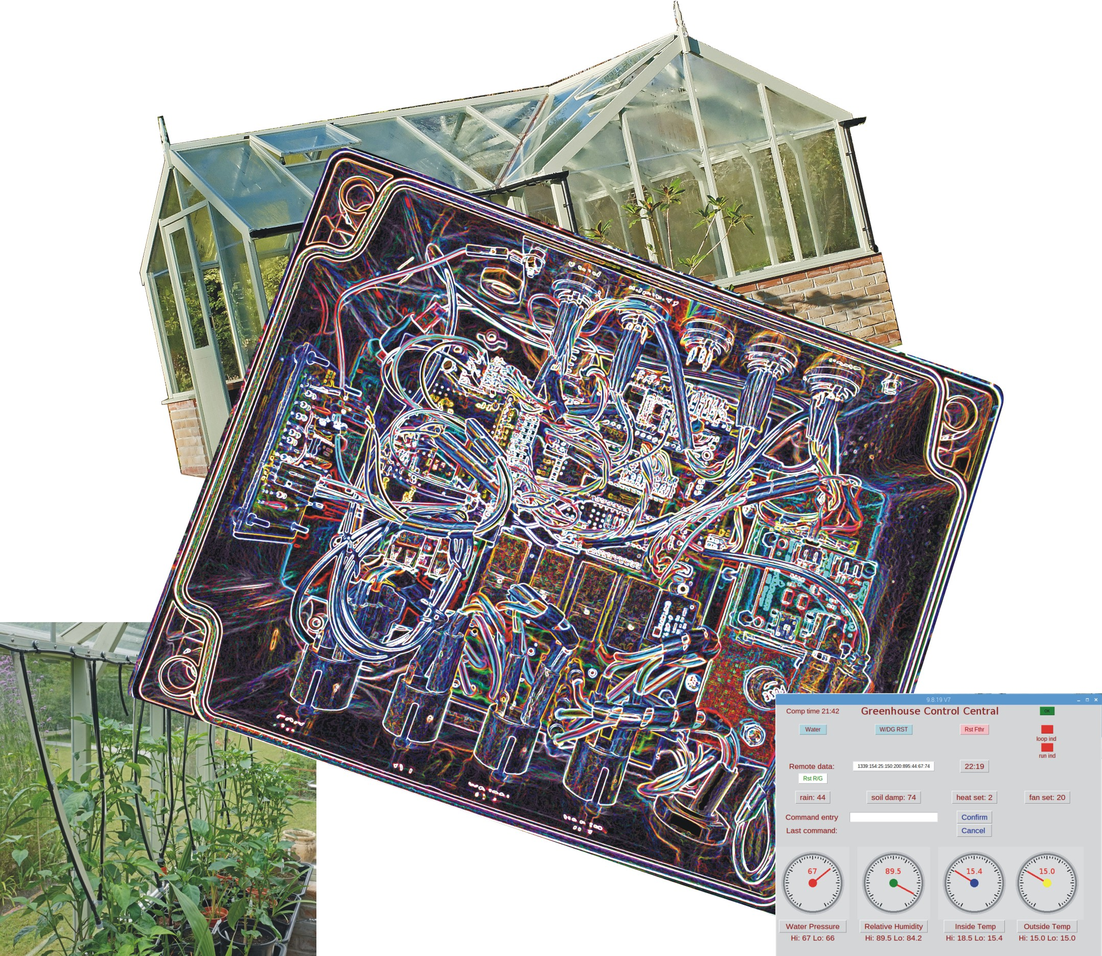 Greenhouse controller header image