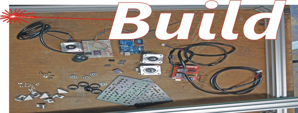Laser cutter build